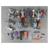 Transformers RID Bruticus Combiner & Parts Lot