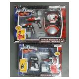 Power Rangers SPD Cosplay Weapons Acc Sets in Box