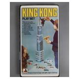 Vtg King Kong Pop-Out Playset by Toy Factory
