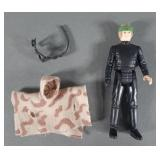 Vtg Star Wars POTF Luke Battle Poncho Figure