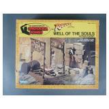 Vtg Indiana Jones ROTLA Well of Souls SEALED