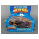 Vtg Marvel Secret Wars Doom Cycle Sealed in Box