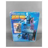 Vtg Marvel Secret Wars Tower of Doom Sealed in Box