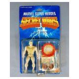 Vtg Marvel Secret Wars Iceman Figure NIP
