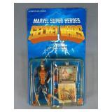 Vtg Marvel Secret Wars Constrictor Figure NIP