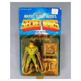 Vtg Marvel Secret Wars Doctor Octopus Figure NIP