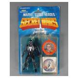 Vtg Marvel Secret Wars Black Suit Spiderman NIP