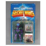 Vtg Marvel Secret Wars Kang Figure NIP