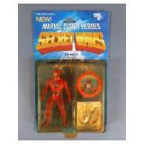 Vtg Marvel Secret Wars Daredevil Figure NIP