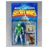 Vtg Marvel Secret Wars Dr Doom Figure NIP