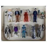 10pc Star Wars ESB Figures Complete w/ Yoda