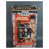 Vtg Star Wars Death Star Playset in Box