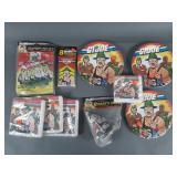 10pc Vtg GI Joe ARAH Party Supplies NIP