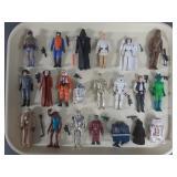 Original Star Wars 21 Figure Set COMPLETE