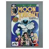 1980 Marvel Moon Knight #1 Comic Book