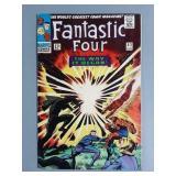 Silver Age Fantastic Four #53 Comic Book