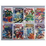 Fantastic Four #86-93 Comic Book Run