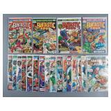 20pc Bronze Age Fantastic Four Comics