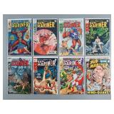 8pc Silver & Bronze Age Sub-Mariner Comics