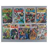 10pc Silver Age Blackhawk Comic Books