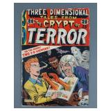 Golden Age EC Tales from the Crypt #2 3D Comic