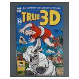 Golden Age Harvey True 3D #1 Comic Book