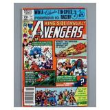 Bronze Age Avengers King-Size Annual #10 Comic