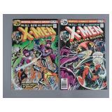Bronze Age X-Men #98 & 99 Comic Books