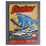 Golden Age The Shadow V2 #3 Comic Book