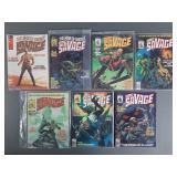 Marvel Magazine Doc Savage #1-6 Run + #8