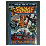 Bronze Age Doc Savage #1-8 Run