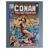 Bronze Age Conan the Barbarian #1 Comic Book