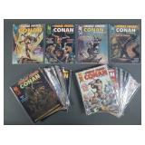 Savage Sword of Conan #2-25 Comic Magazines