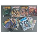 Savage Sword of Conan #26-50 Comic Magazines