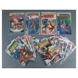 21pc Bronze Age Marvel Comics w/ Iron Man