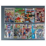 15pc Silver & Bronze Age Comic Book Lot