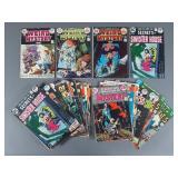 26pc Bronze Age Marvel & DC Horror & Ghost Comics