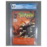 CGC 8.5 Spawn #2 Japanese Comic Book