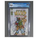 CGC 9.6 Classic Star Wars #9 Comic Book