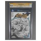 CGC 9.8 Detective #20 Comic Book Sig Series