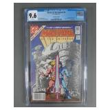CGC 9.6 Masters of the Universe #2 Comic Book