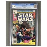 CGC 7.5 Star Wars # 7 Comic Book