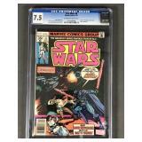 CGC 7.5 Star Wars # 6 Comic Book