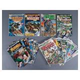 20pc Bronze Age Marvel Horror & Sci-Fi Comics