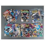 Moon Knight Comic Mini-Series & Run Lot
