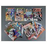 1980 Moon Knight #5-24 Comic Run