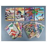 14pc Silver Age Brave & The Bold Comic Books