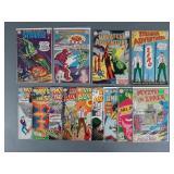 13pc Silver Age DC Mystery & Sci-Fi Comics