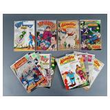 15pc Silver Age Superboy & Adventure Comics