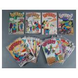 19pc Silver Age Superboy Comic Books